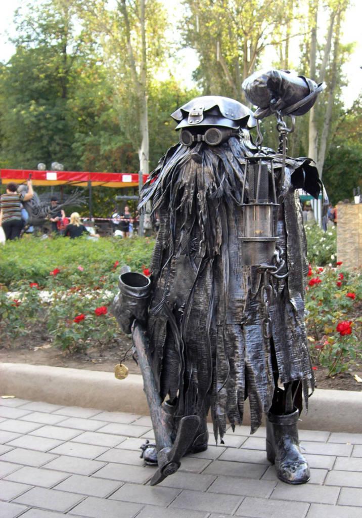 Горный дух Донбасса