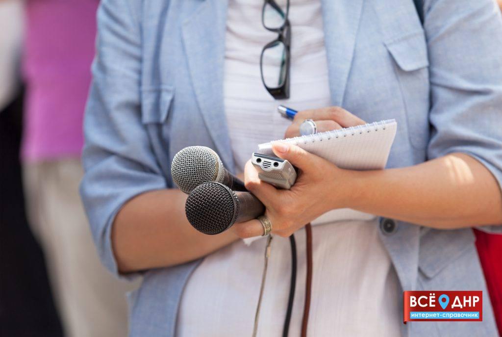 Горловский телеканал «6ТВ» приглашает на работу корреспондента