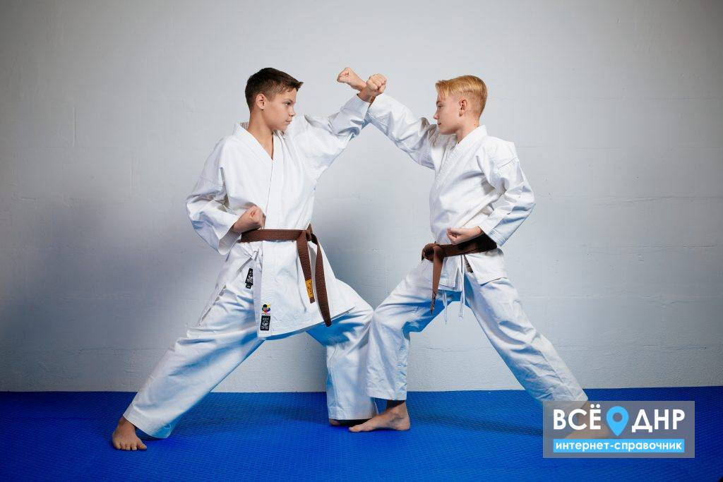 В Горловке открыт набор спортсменов в секцию по каратэ