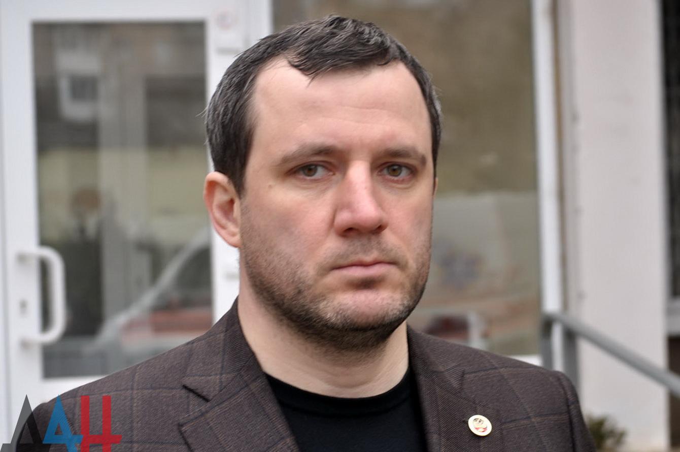 Депутат I созыва Народного Совета ДНР Петр Шимановский вновь стал парламентарием