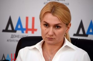 Никонорова поставила Киеву условия для внеочередных переговоров в минском формате