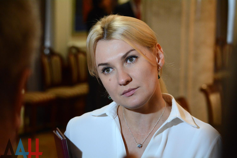 Морозова опровергла заявление украинского омбудсмена о более 250 удерживаемых лицах в ДНР и ЛНР