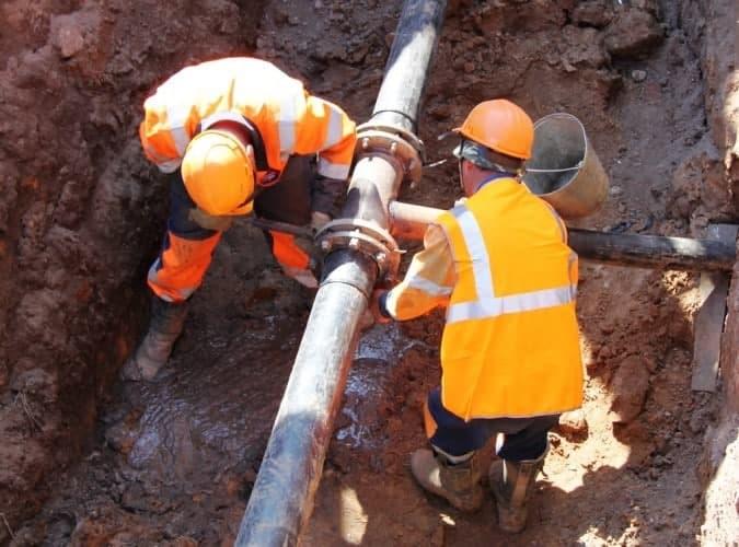 Начались ремонтные работы по улучшению водоснабжения Пантелеймоновки